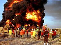 Mısır-İsrail doğalgaz boru hattına saldırı