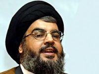 Nasrallah, Mısırlılara seslendi