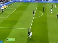 Ronaldo'dan inanılmaz hareket
