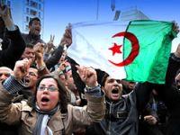 Cezayir de karıştı