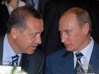 Putin Ankara'ya geldi