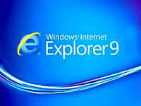 İşte Internet Explorer 9, tıkla İndir