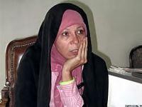 Rafsancani'nin kızı tutuklandı