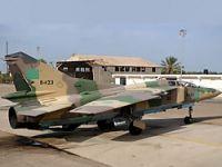 İki Libya savaş uçağı Malta'ya indi