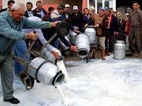 Et ve süt üreticilerine ek destek