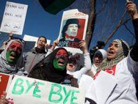 Libya'daki Katliama Tepkiler Büyüyor