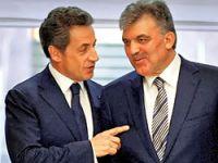 Sarkozy: Tam üyelik olmaz