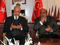BDP'den Saadet'e taziye ziyareti