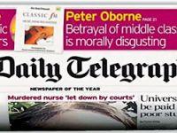 Daily Telegraph davasını kazandı