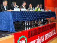 CHP ve BDP panelde buluştu