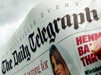 Telegraph, muhabire ceza vermiyor