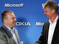 Microsoft'tan Nokia'ya 1 milyar dolar!