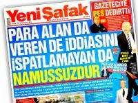 Kılıçdaroğlu, Yeni Şafak'a dava açıyor