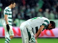Bursaspor 5 haftada 9 puan kaybetti