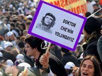 Akdağ: Biz Che'nin izinde değiliz