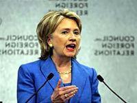 Clinton İstanbul'da