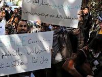 İsyan, Suriye'ye de sıçradı