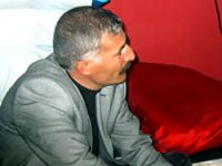 Gazeteci Çapraz gözaltına alındı