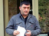Ayhan Çarkın gözaltına alındı