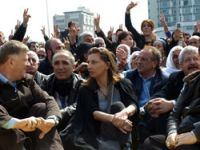 Sivil İtaatsizlik Taksim Meydanı'nda