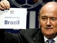FIFA'dan Brezilya'ya uyarı geldi