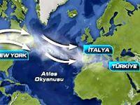 Radyasyon bulutları Türkiye'de