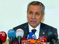 Arınç: Türkiye'de Kürt meselesi vardır