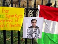 Suriyeli Kürtler'den muhaliflere destek