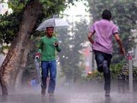 13 il için kuvvetli yağış uyarısı
