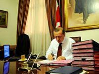 Erdoğan'ın masasında sürpriz isimler var!