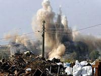 İsrail'den Gazze'ye sert misilleme