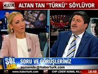 Altan Tan'dan türkü şov!
