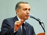 Erdoğan: İsrail bölgede tehdit, atom bombası var
