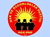 HAK-PAR: Arınç'ın Kürtçe dil açıklaması saygısızlık
