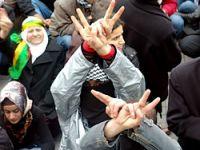 YSK vetosu'na her yerde protesto var!