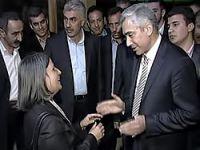 Ensarioğlu, BDP'lilerle görüştü