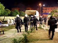 BDP çadırına gece baskını!