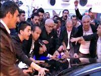 CHP'lilerden Gürsel Tekin'e protesto