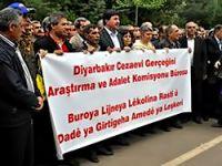 Diyarbakır zindanı için suç duyurusu!