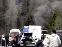 Çankırı'da polise silahlı saldırı!