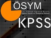 KPSS başvuru süresi uzatıldı