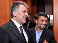 Gül, Ahmedinejad ile görüştü