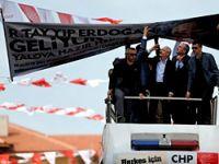 Kılıçdaroğlu'nu çıldırtan pankart!