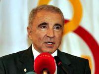 Galatasaray'ın 34. başkanı Ünay Aysal