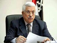 Abbas'tan BM'ye Filistin'i tanıyın çağrısı
