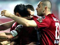 Trabzonspor pes etmiyor!