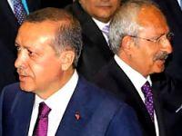 Erdoğan ve Kılıçdaroğlu buz kesti