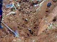 Suriye'de toplu mezar bulundu