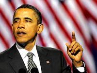 Obama'dan Mısır'a destek Esad'a uyarı