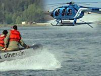 Polis helikopteri düştü: 4 ölü